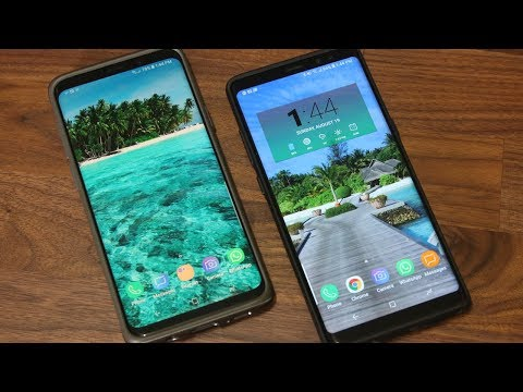 Galaxy Note 9 vs Galaxy S9 Plus: You Need To Know This