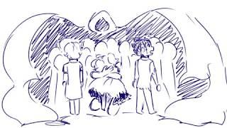 Come Little Children/Hanging Tree Gravity falls animatic