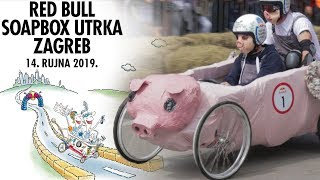 Red Bull Soapbox Zagreb 2019 ... VLOG176