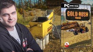 POLSKI SYMULATOR WYDOBYWANIA ZŁOTA - Gold Rush: The Game #1