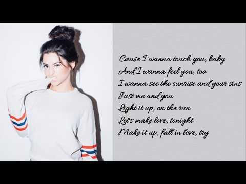 Talia Marinez - Dusk Till Dawn ( Lyrics )