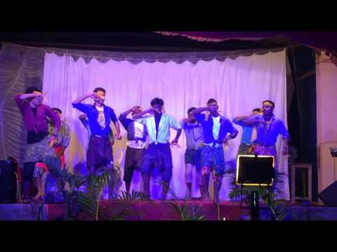 Kidilan Dance performance(margazhiye mallikaye) KCYM KUZHUR 2014
