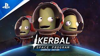 Kerbal Space Program Enhanced Edition - Launch Trailer | PS5