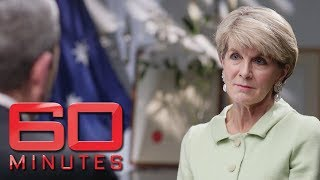 Julie Bishop says politics needs less theatre and more substance | 60 Minutes Australia