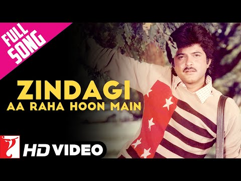 Zindagi Aa Raha Hoon Mein - Full Song HD | Mashaal | Anil Kapoor | Kishore Kumar