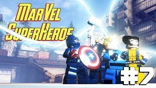 Lego Marvel Super Heroes : Part 7 พี่ธอร์พาลุย