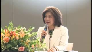 あかし女性応援フォーラム+(plus) 10/13 「﨑野圭子さん(パネリスト)」