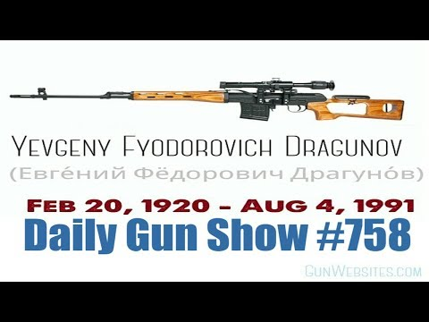 Dragunov - Tiahrt Amendment - Good Idea vs. Bad Idea - Daily Gun Show #758