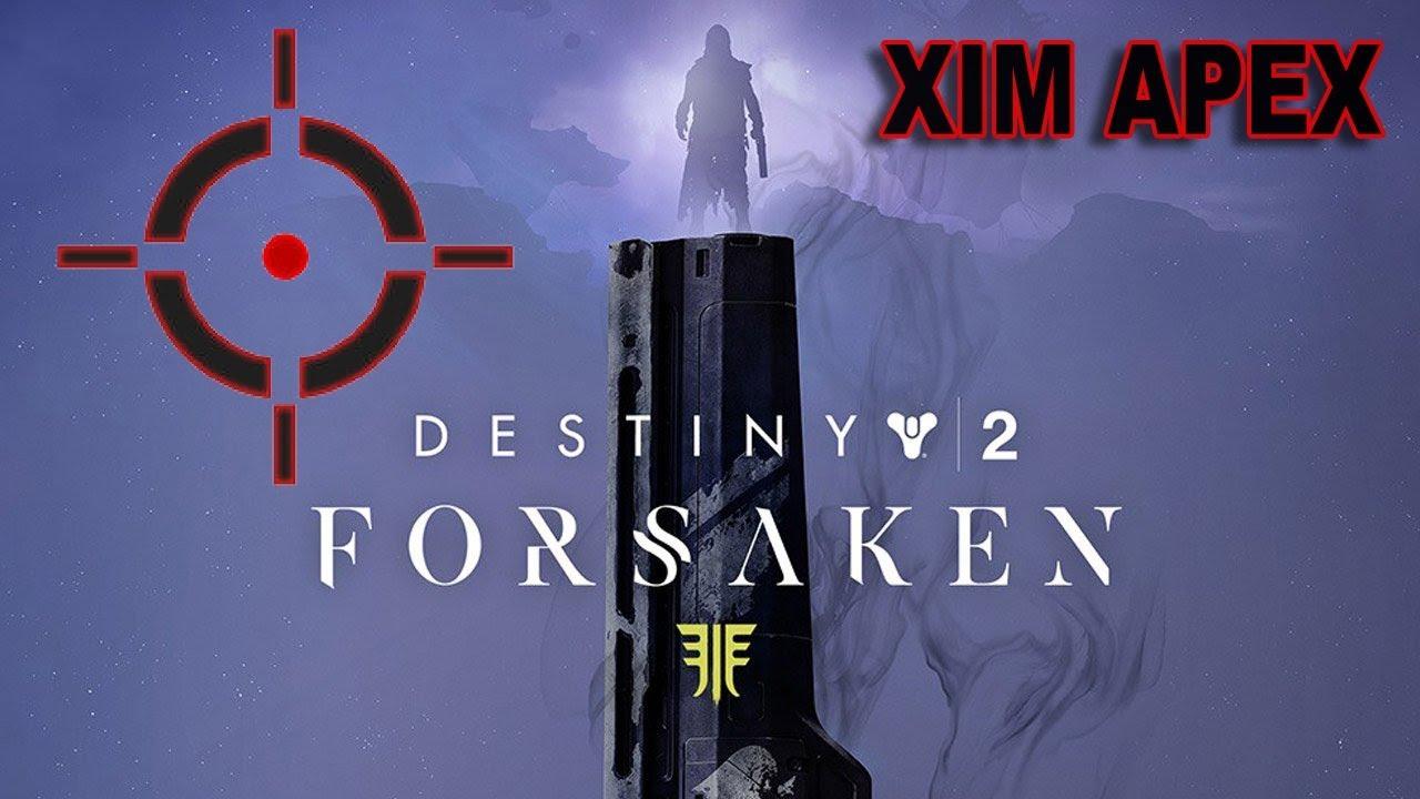 Xim4 Destiny 2 Pc Setup