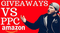 HOW TO LAUNCH A PRODUCT ON AMAZON 2018 (PPC vs GIVEAWAYS)
