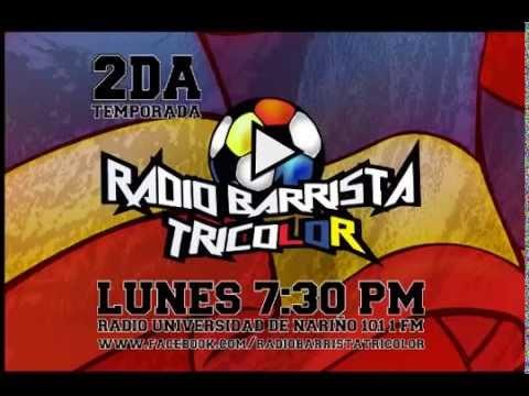 RADIO BARRISTA TRICOLOR 2 DE MARZO 2015