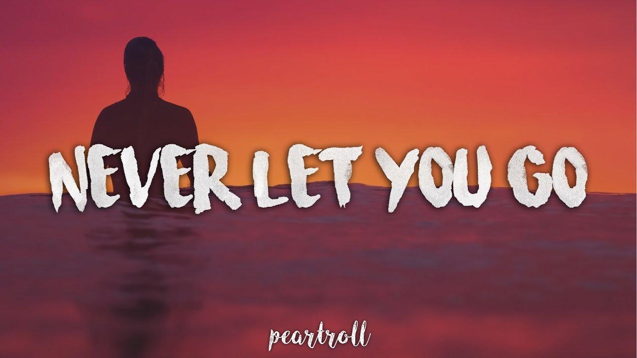 Kygo - Never Let You Go // lyrics - YouTube