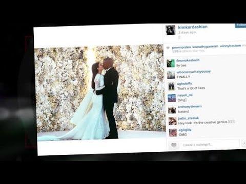 Kim Kardashian Breaks Instagram Record For Most Liked Picture   Splash News TV   Splash News TV