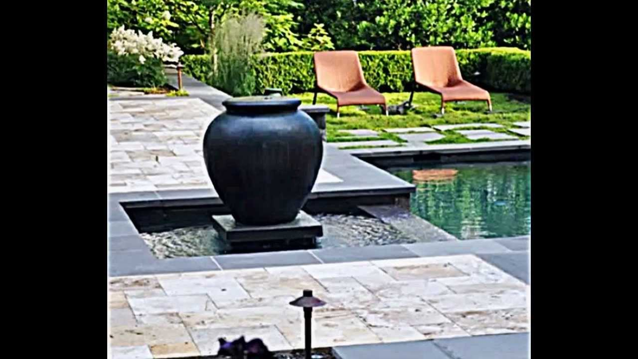 bauanleitung f r garten brunnen f r traumhaften wassergarten youtube. Black Bedroom Furniture Sets. Home Design Ideas