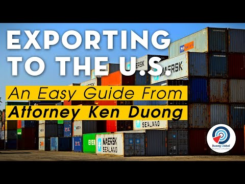 How To Minimize Risks Exporting to The U. S.