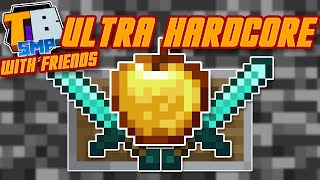 Truly Bedrock and Friends Ultra Hardcore Survival with Chaos Lady!