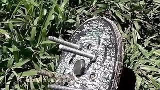 Modifikasi Mesin Potong Rumput Untuk Penyiang Gulma Sawah Youtube