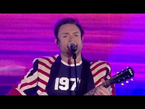 Duran Duran - Save A Prayer - live at BBC Music Day,  Eden Project 2016