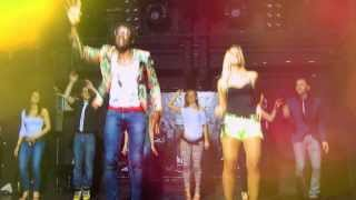 Видео: FEELING KIZOMBA FESTIVAL MADRID 2013- Mandela e Lisa dancing kuduru-afro.house, in BATS