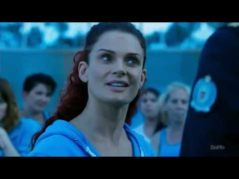 joan and bea's confrontation after the prison riot. ❪ wentworth ❫