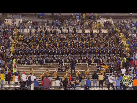 "Southern University Human Jukebox 2017 ""Going The Distance"" by Bill Conti 