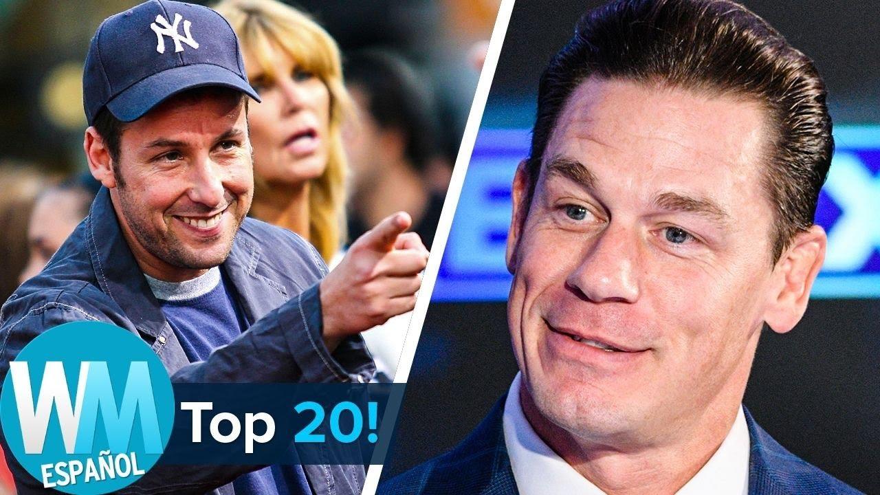 ¡Top 20 Famosos más AMABLES!