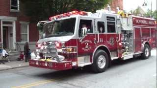 2012 Pa Fireman's Convention Parade, Video 10