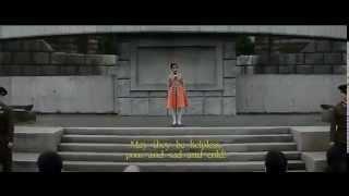 Корейские дети поют про америку с субтитрами