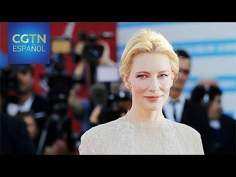La actriz Cate Blanchett encabezará el jurado del Festival de Cannes