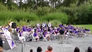 UW Alumni Band Concert   Bothell Landing 2016