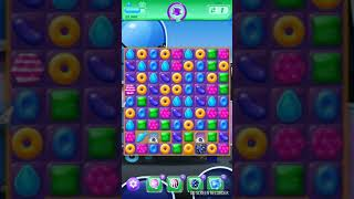 Candy crush jelly level 383 complete