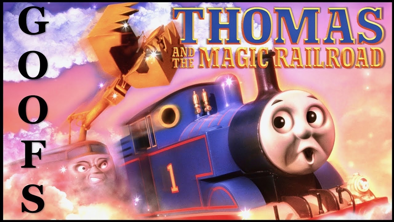 watch thomas and the magic railroad free