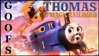Goofs Found In Thomas & The Magic Railroad (All The Mistakes & Review)