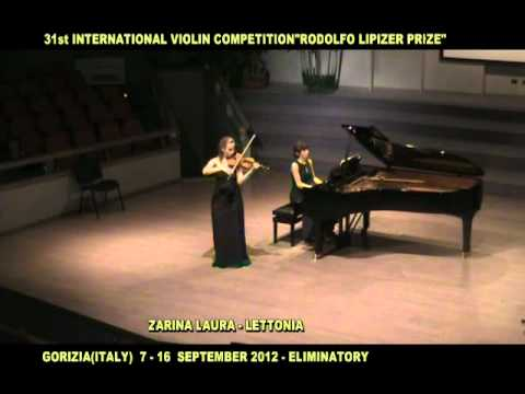 LIPIZER2012-ZARINA LAURA-ELIM.