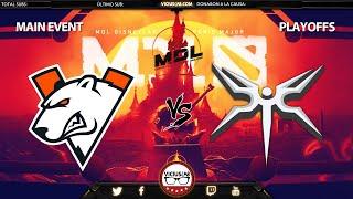 VP vs MINESKI - 2 - Playoffs - MDL DISNEYLAND PARIS MAJOR - Viciuslab