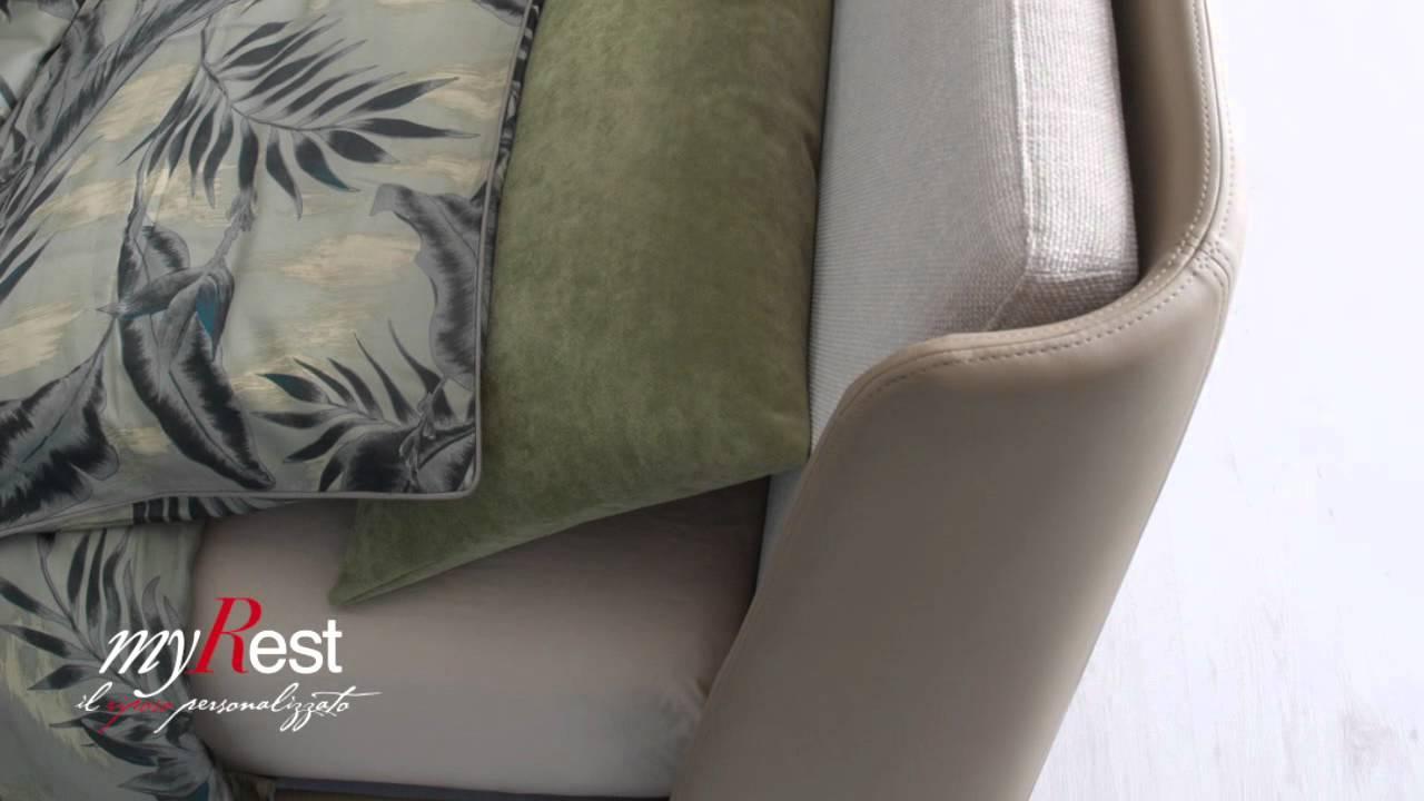 evan - letti imbottiti - design e manifattura artigiana italiana ... - Letti Imbottiti Treviso