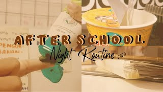 After school night routine 2020 ? | Indonesia ??