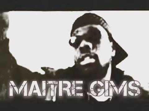 Maitre Gims - M' Arrêter [LOURD]