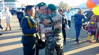 Встреча Любимого с армии 2017 год Казахстан, г.Кокшетау (Миша и Алёна)Сделал Предложение Девушке!!!
