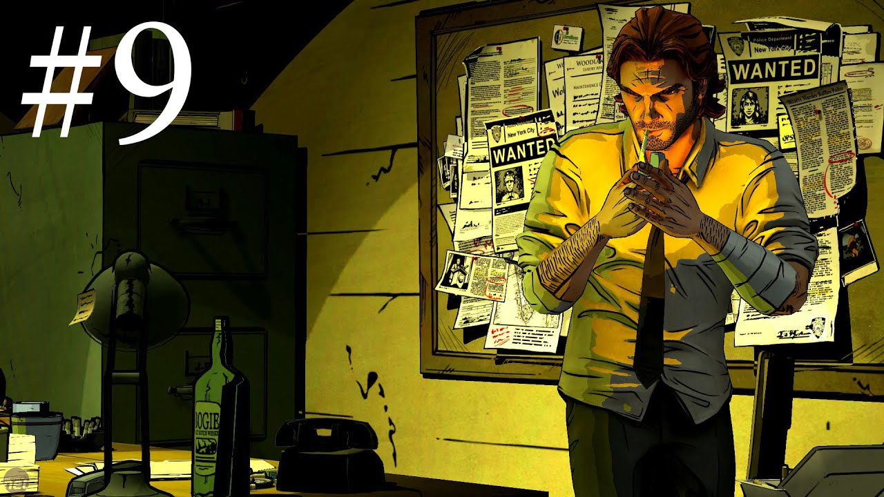 The Wolf Among Us Android All Episodes Download