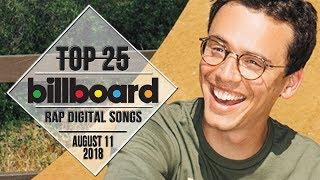 Top 25 • Billboard Rap Songs • August 11, 2018 | Download-Charts