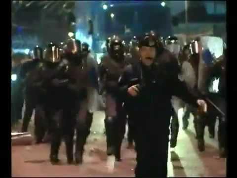 Bucharest Police  after watching Justin Bieber's latest videoclip