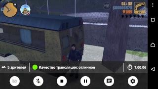 """Стрим игры """"Grand Theft Auto III""""."""