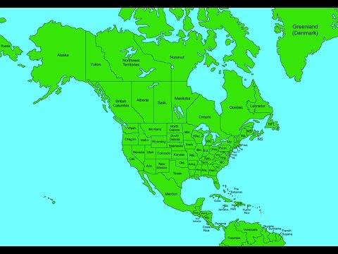 Alternate Future of North America S1 E1