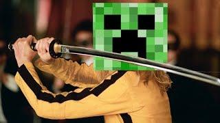 Kill Bill  Minecraft | Убить Билла Майнкрафт | Нарезка
