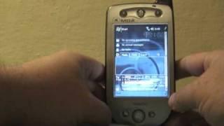 MDA I (2002) HTC Wallaby, XDA I, Qtek 1010 - krótkie spojrzenie po latach