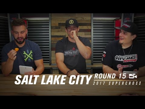 RMFantasy SXperts Round 15 | 2017 Supercross Salt Lake City