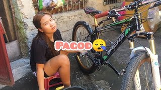 Bike Wash |Jam Pangilinan Vlog #32 Philippines