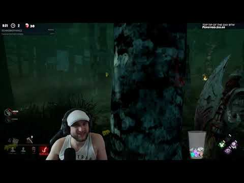 Dead by Daylight RANK 1 HUNTRESS! - THIS CLASSED AS