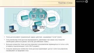 Урок 1.6.Беспроводные технологии